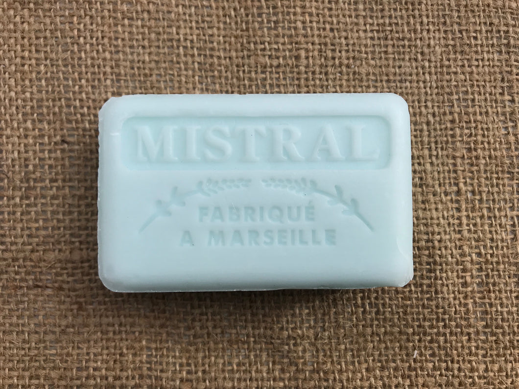 Savon De Marseille French Soap Mistral 125g