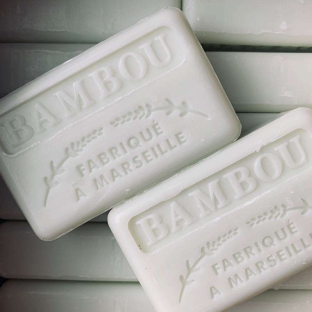 bamboo french soap
