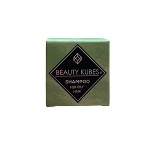 Beauty Kubes - Shampoo Kubes Solid - for Oily Hair