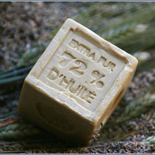 Load image into Gallery viewer, 300g Savon De Marseille Traditional Soap Cube with Olive Oil 72%