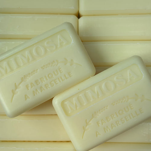 mimosa french soap marseille