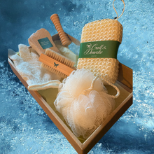 Load image into Gallery viewer, bath time gift set