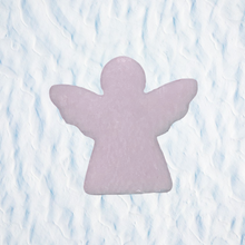 Load image into Gallery viewer, christmas snow soap angels