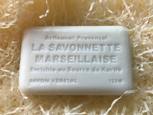 Load image into Gallery viewer, 125G Savon De Marseille Bamboo French Soap Bar
