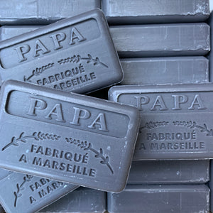 papa natural french soap