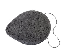 Load image into Gallery viewer, Konjac Facial Sponge - Charcoal