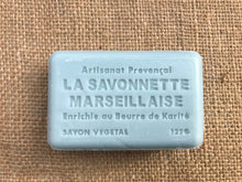 Load image into Gallery viewer, Savon De Marseille French Soap Marine 125g