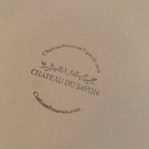chateau du savon packaging
