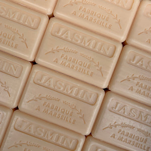 Jasmine French soap bar