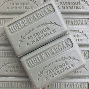 argan oil french soap marseille