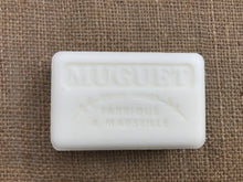 Load image into Gallery viewer, muguet french soap bar