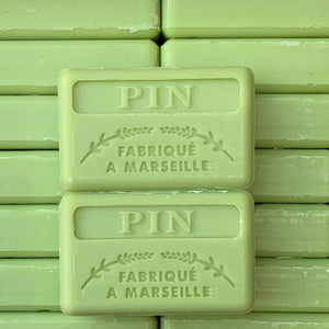 125G Savon De Marseille Woodland Pine French Soap
