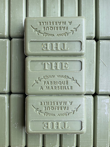 tea french soap the