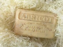Load image into Gallery viewer, 125G Savon De Marseille Apricot Exfoliating French Soap