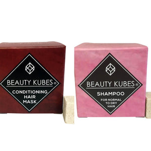 Beauty Kubes Shampoo + Conditioner combo deal