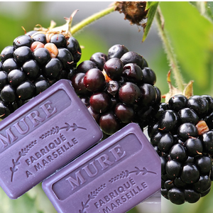 blackberry french soap