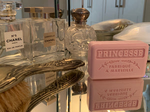 natural french soap princesse
