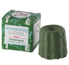 Load image into Gallery viewer, lamazuna wild grass solid shampoo