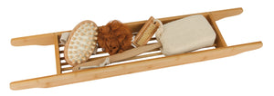 Bamboo Wooden bath rack gift set