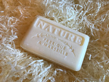 Load image into Gallery viewer, Savon De Marseille French Natural 125g Soap Bar