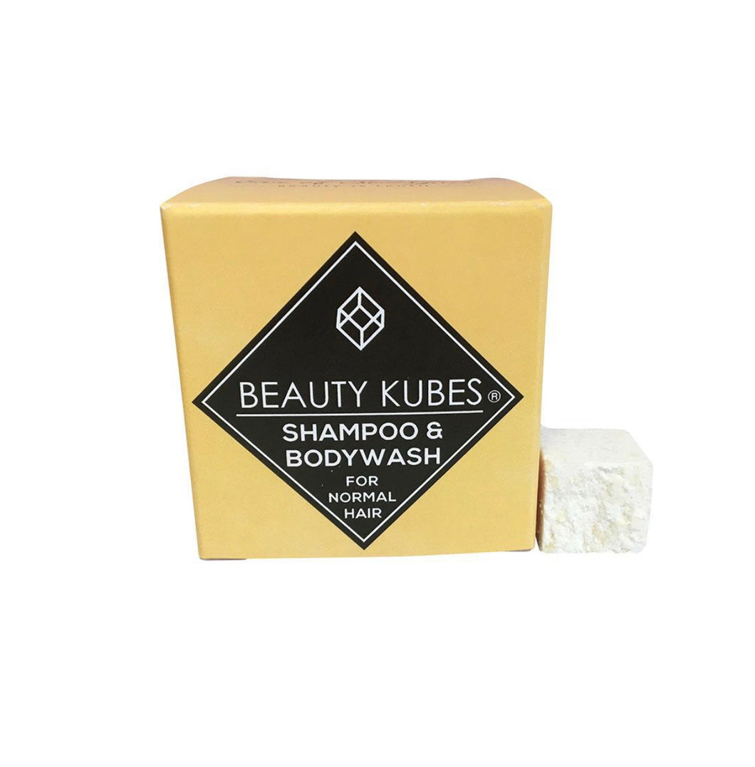 Beauty Kubes - Shampoo and Body Wash all in one
