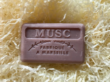 Load image into Gallery viewer, 125G Savon De Marseille  Musk French Soap Bar
