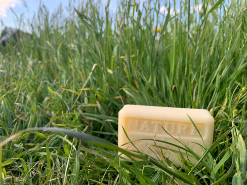 Savon De Marseille French Natural 125g Soap Bar