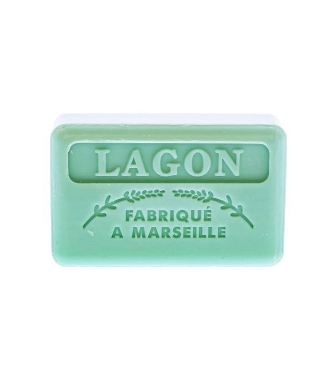 lagon french soap bar