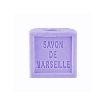 300g Savon De Marseille French Soap Cube Lavender