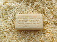 Load image into Gallery viewer, Savon De Marseille simply organic shea butter soap 125g