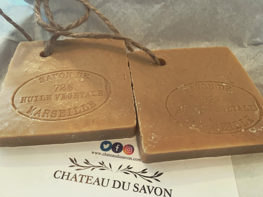 Savon De Marseille French Soap on a Rope