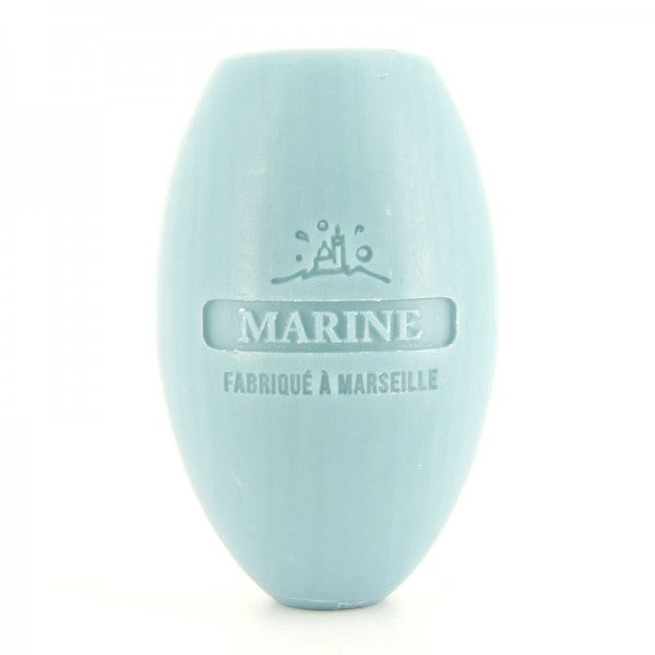 Marine sea breeze soap on a rope