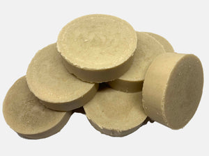 NATURAL SOLID SHAMPOO BAR
