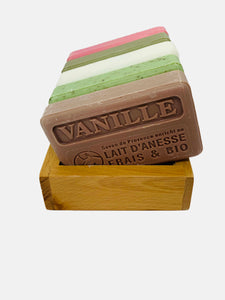 Lait d'anesse soap gift pack