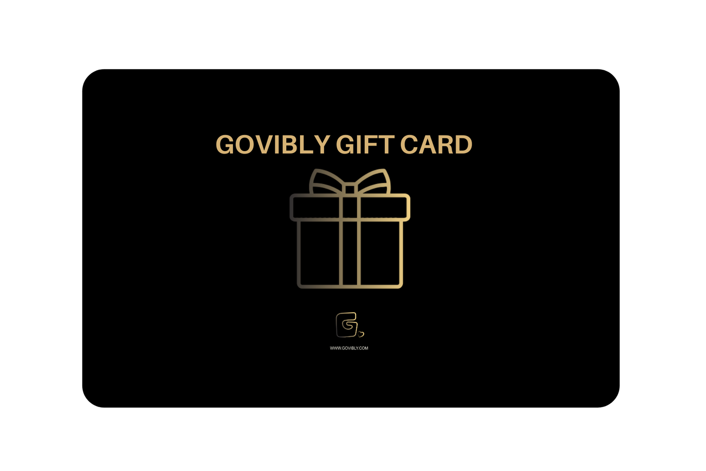 Govibly Gift Card