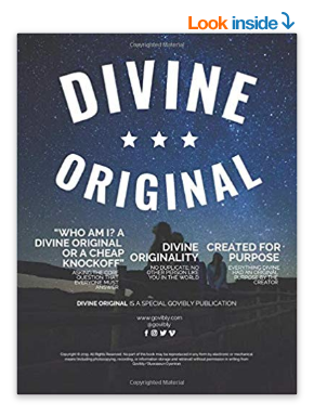 Govibly Divine Original Magazine