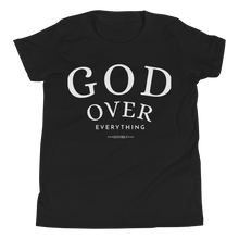 God Over Everything Kids Tee