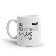 No Longer A Slave To Fear Govibly Mug