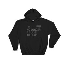 No Longer A Slave To Fear Govibly Hoodie