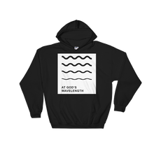 At God's Wavelength Hooded Sweatshirt