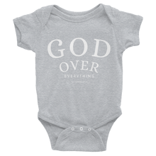 God Over Everything Baby Bodysuit
