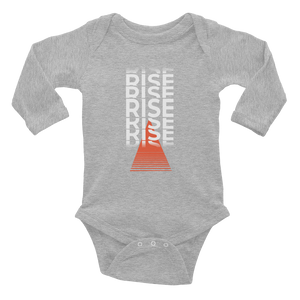 RISE^ Infant Long Sleeve Bodysuit