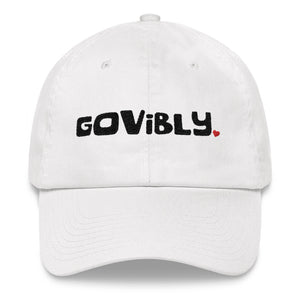 Govibly Embroidered Brand Hat
