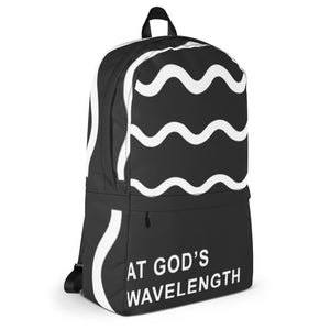 At God's Wavelength Backpack