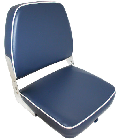 """Ensign"" Folding Upholstered Seat"