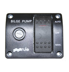 Rocker Switch 3 Way Control 24v