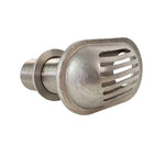 Through Hull Intake Strainer 316 Stainless Steel 1-1/4""