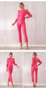 """ All For Love "" Jumpsuit"