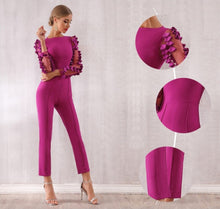"Load image into Gallery viewer, "" All For Love "" Jumpsuit"