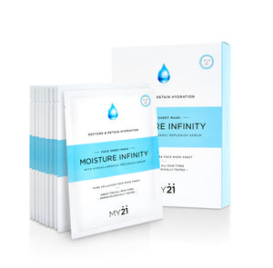 MY21 Facial Mask Moisture Infinity (Made in Korea) (10pcs)
